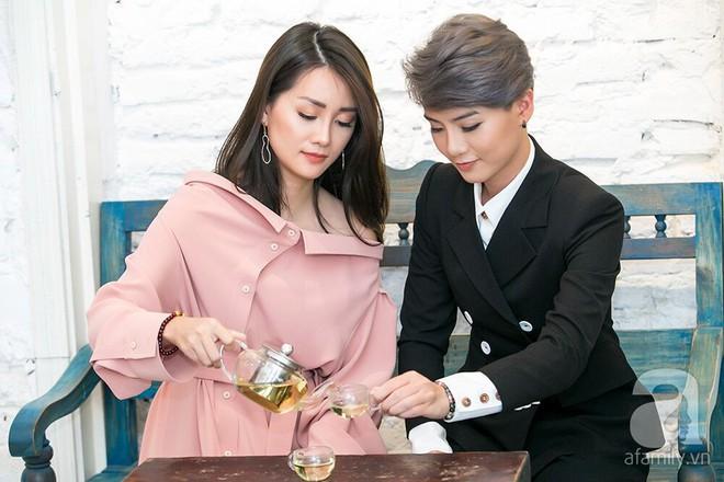 MC Quỳnh Chi: Nếu đưa cho tôi hợp đồng 1 tỷ với điều kiện tôi đừng quen Thùy Dung nữa thì tôi xin phép từ chối - Ảnh 12.