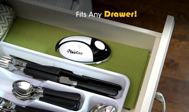 Nếu bạn thích ăn đồ đóng hộp, phải sắm ngay dụng cụ mở nắp siêu hay ho này - Ảnh 6.