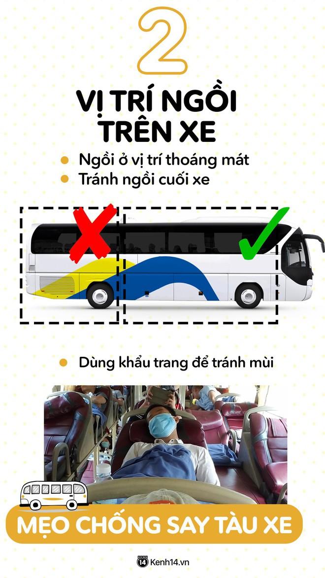 Bỏ túi ngay 9 mẹo chống say tàu xe mà không cần dùng thuốc