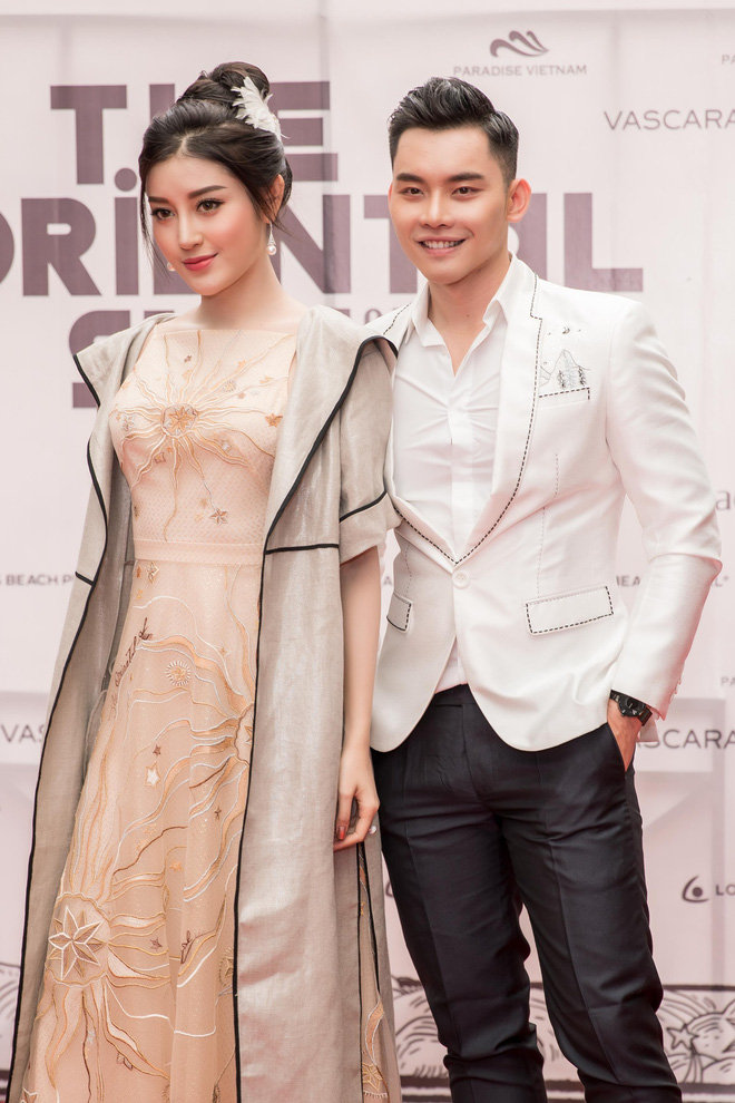 Nhã Phương, Đông Nhi, Phạm Hương cùng dàn sao khoe sắc tại show diễn giữa Vịnh Hạ Long của NTK Lê Thanh Hòa - Ảnh 4.