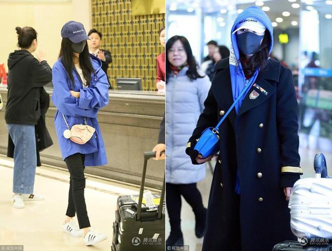"""Lao đao vì scandal, phải chăng """"nữ hoàng thời trang sân bay"""" Dương Mịch sắp bị Địch Lệ Nhiệt Ba soán ngôi? - Ảnh 2."""