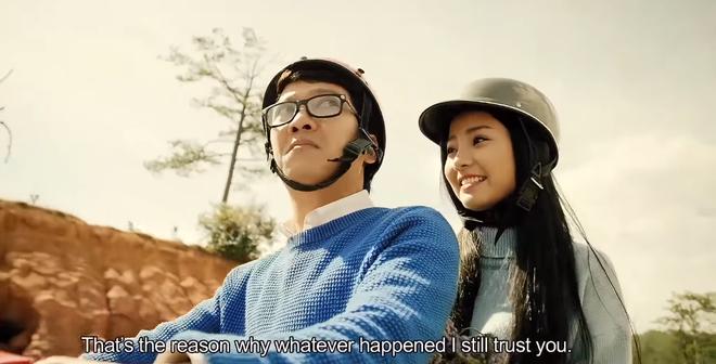Trước khi rung động với Nam Em rồi liên luỵ Nhã Phương, Trường Giang đã từng đóng một bộ phim có tình tiết y hệt? - Ảnh 4.