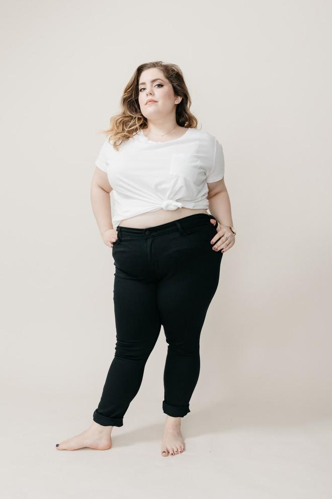 Cảm nhận thật nhất từ nàng cò hương đến ngoại cỡ khi mặc thử 3 dáng quần jeans quen thuộc - Ảnh 12.