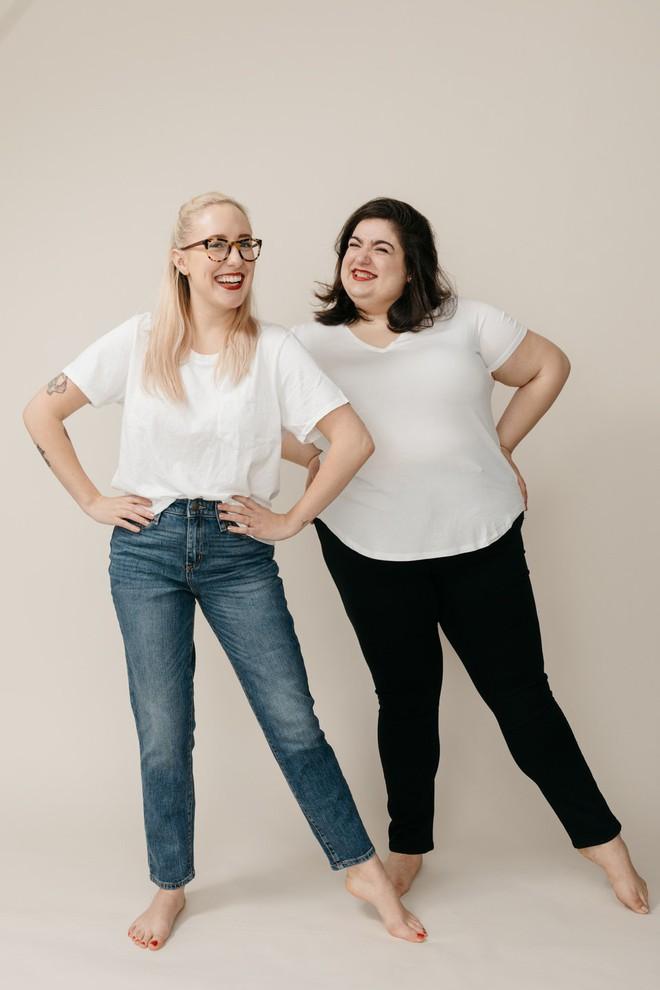 Cảm nhận thật nhất từ nàng cò hương đến ngoại cỡ khi mặc thử 3 dáng quần jeans quen thuộc - Ảnh 15.