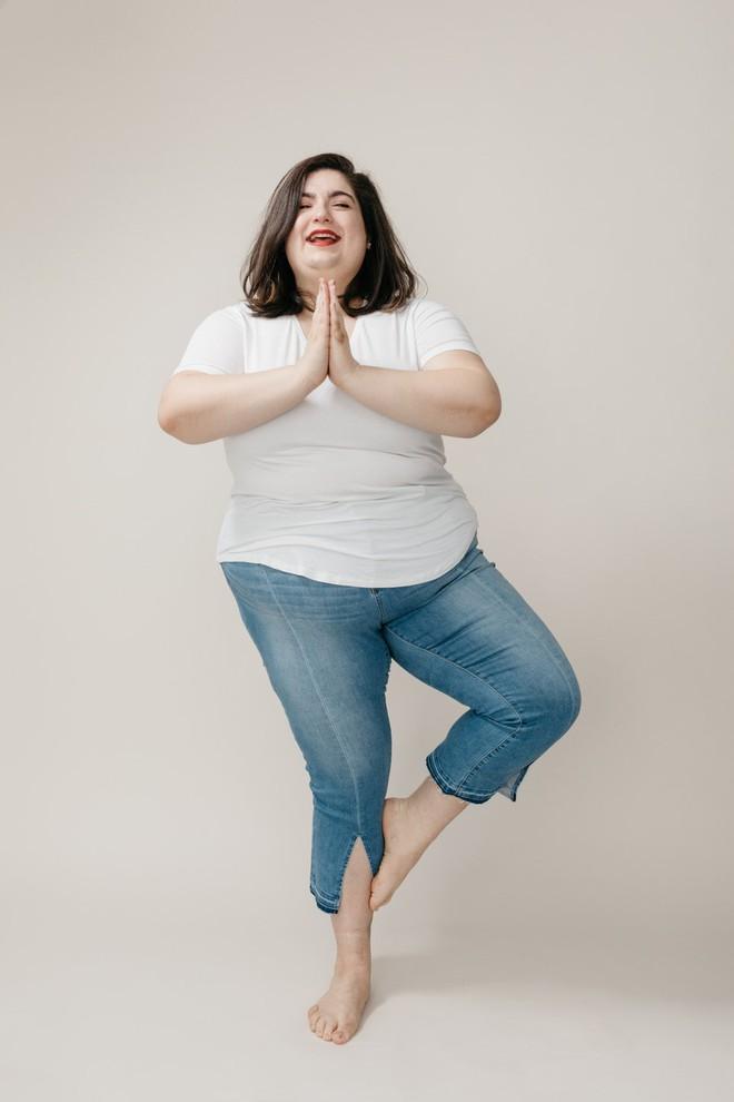 Cảm nhận thật nhất từ nàng cò hương đến ngoại cỡ khi mặc thử 3 dáng quần jeans quen thuộc - Ảnh 16.