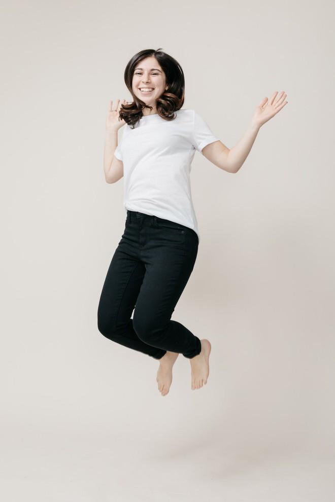Cảm nhận thật nhất từ nàng cò hương đến ngoại cỡ khi mặc thử 3 dáng quần jeans quen thuộc - Ảnh 10.