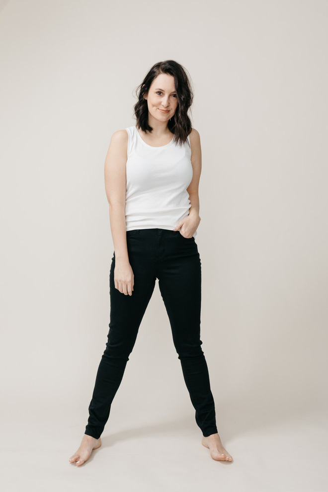 Cảm nhận thật nhất từ nàng cò hương đến ngoại cỡ khi mặc thử 3 dáng quần jeans quen thuộc - Ảnh 9.