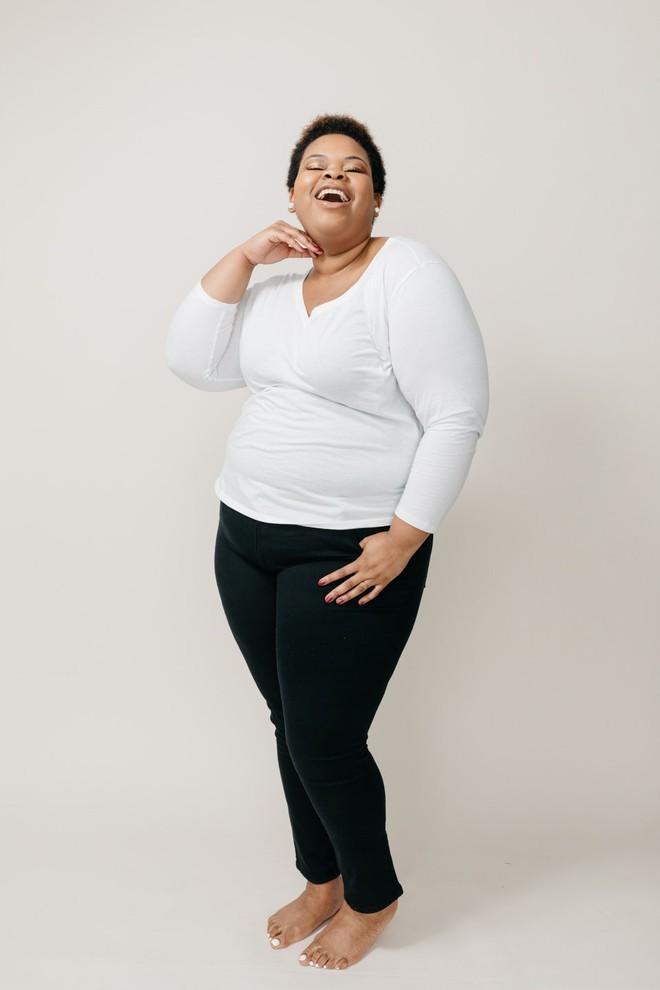 Cảm nhận thật nhất từ nàng cò hương đến ngoại cỡ khi mặc thử 3 dáng quần jeans quen thuộc - Ảnh 18.