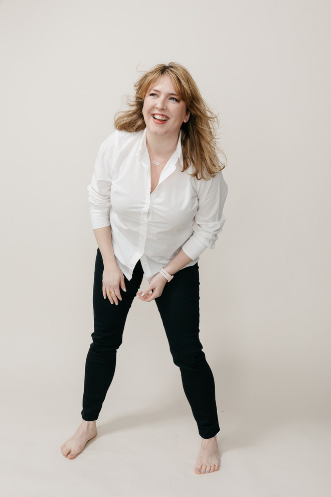 Cảm nhận thật nhất từ nàng cò hương đến ngoại cỡ khi mặc thử 3 dáng quần jeans quen thuộc - Ảnh 20.