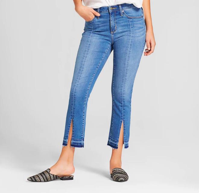 Cảm nhận thật nhất từ nàng cò hương đến ngoại cỡ khi mặc thử 3 dáng quần jeans quen thuộc - Ảnh 1.