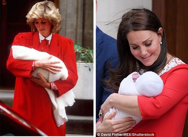 Công nương Kate xuất hiện thon gọn bất ngờ chỉ sau một ngày khi hạ sinh tiểu Hoàng tử thứ 3 - Ảnh 6.