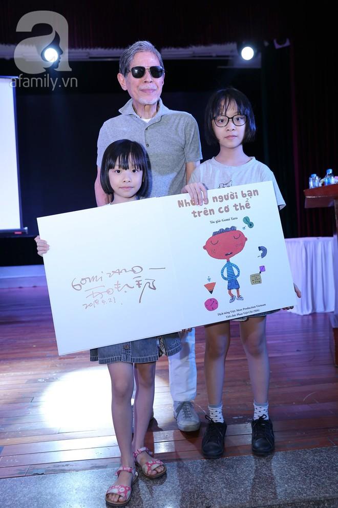 Tác giả của hơn 400 cuốn Ehon nổi tiếng Nhật Bản: Thật là sai lầm, khi bố mẹ cứ muốn chọn sách và đọc sách cho con! - Ảnh 3.
