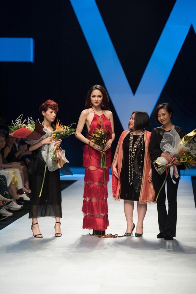 Hoa hậu Hương Giang: Không phải ai mời làm vedette tôi cũng nhận lời - Ảnh 5.