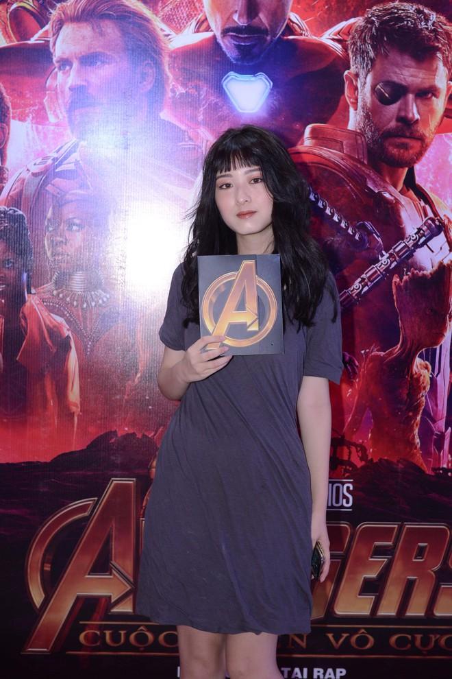 Cả dàn sao Việt đều bị lu mờ trước nhân vật đặc biệt này trong họp báo Avengers - Ảnh 11.