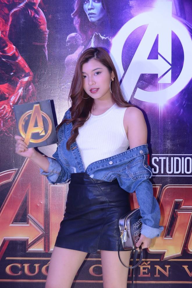 Cả dàn sao Việt đều bị lu mờ trước nhân vật đặc biệt này trong họp báo Avengers - Ảnh 13.