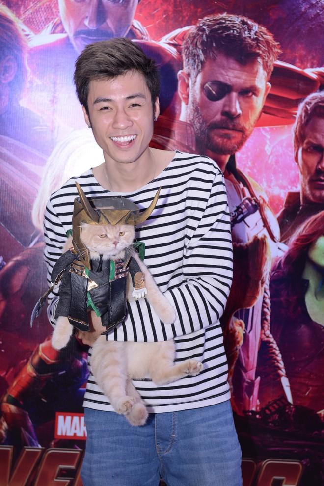 Cả dàn sao Việt đều bị lu mờ trước nhân vật đặc biệt này trong họp báo Avengers - Ảnh 14.