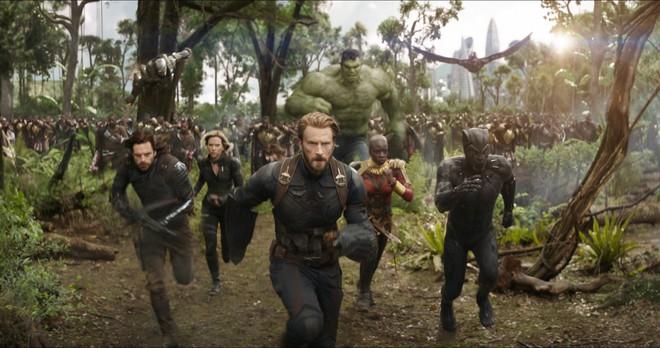 Cả dàn sao Việt đều bị lu mờ trước nhân vật đặc biệt này trong họp báo Avengers - Ảnh 18.