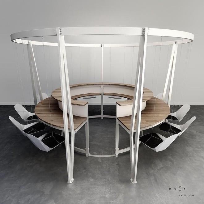 13 thiết kế sáng tạo khiến đồ gia dụng thông thường bỗng trở thành tác phẩm nghệ thuật, ai cũng muốn mang ngay về nhà - Ảnh 9.