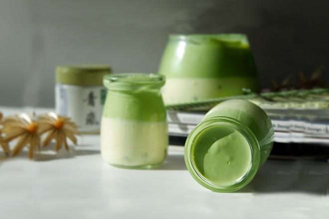 Mousse kem phô mai trà xanh món ngon mát lạnh cho ngày nắng - Ảnh 4.
