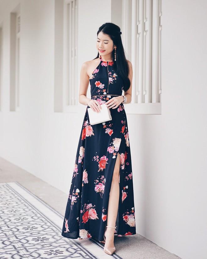 Mùa hè là phải mặc váy dáng dài, nhưng mặc sao cho đẹp thì đây là 5 bí kíp bạn cần bỏ túi - Ảnh 11.