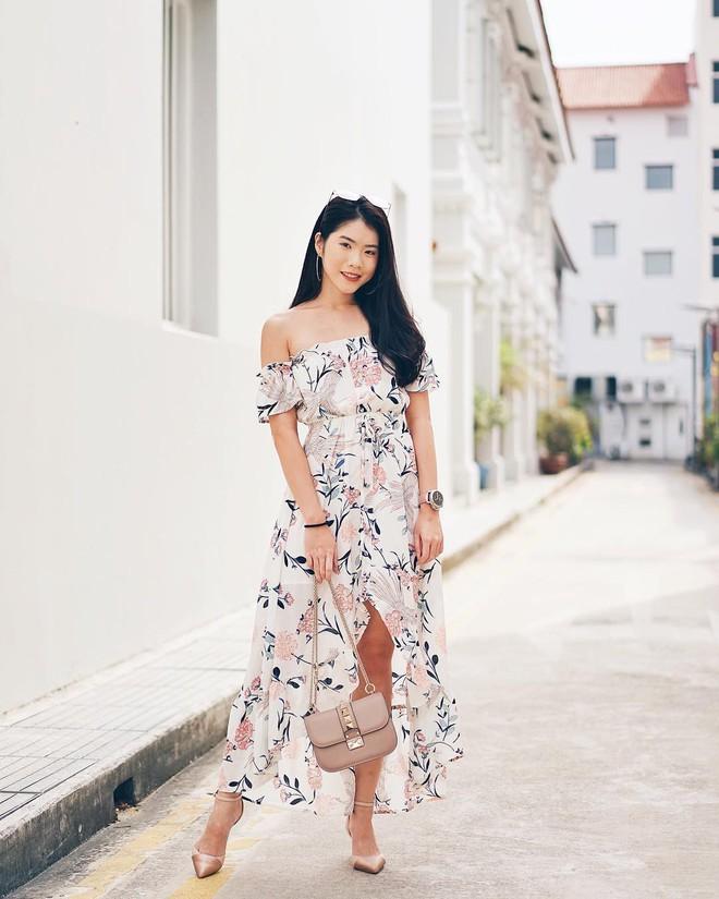 Mùa hè là phải mặc váy dáng dài, nhưng mặc sao cho đẹp thì đây là 5 bí kíp bạn cần bỏ túi - Ảnh 9.