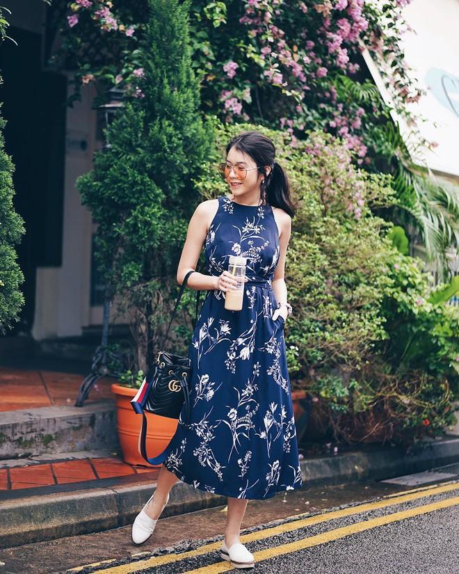 Mùa hè là phải mặc váy dáng dài, nhưng mặc sao cho đẹp thì đây là 5 bí kíp bạn cần bỏ túi - Ảnh 3.