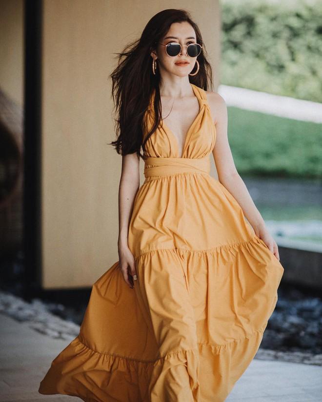 Mùa hè là phải mặc váy dáng dài, nhưng mặc sao cho đẹp thì đây là 5 bí kíp bạn cần bỏ túi - Ảnh 1.
