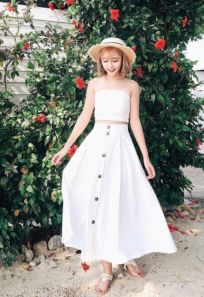 Mùa hè là phải mặc váy dáng dài, nhưng mặc sao cho đẹp thì đây là 5 bí kíp bạn cần bỏ túi - Ảnh 5.