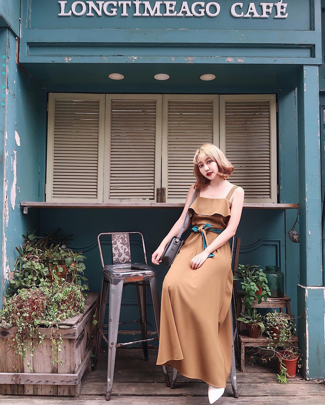 Mùa hè là phải mặc váy dáng dài, nhưng mặc sao cho đẹp thì đây là 5 bí kíp bạn cần bỏ túi - Ảnh 4.