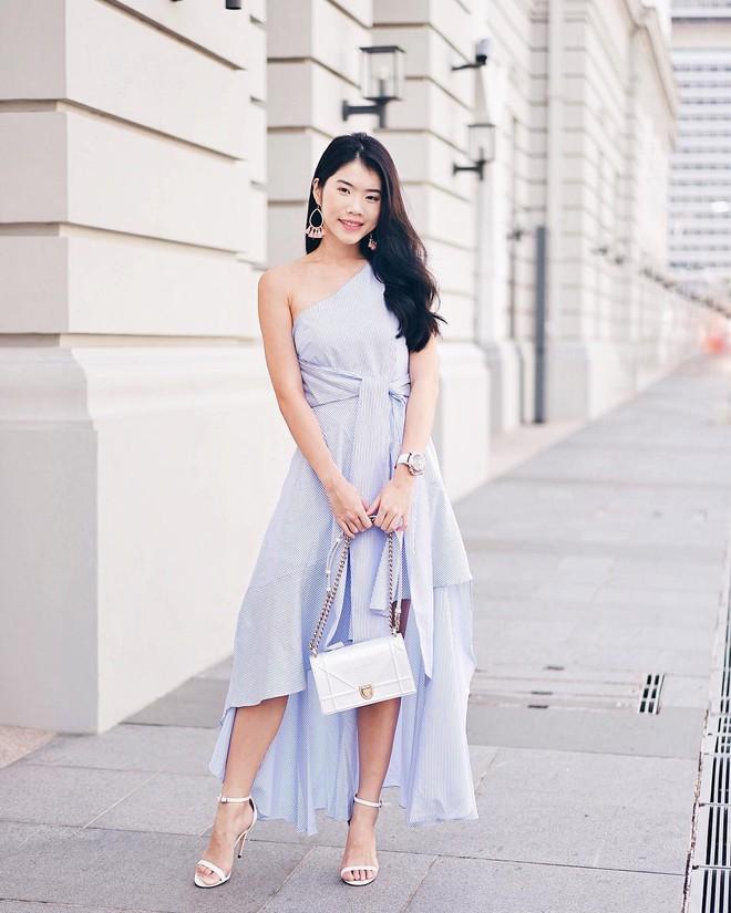 Mùa hè là phải mặc váy dáng dài, nhưng mặc sao cho đẹp thì đây là 5 bí kíp bạn cần bỏ túi - Ảnh 16.