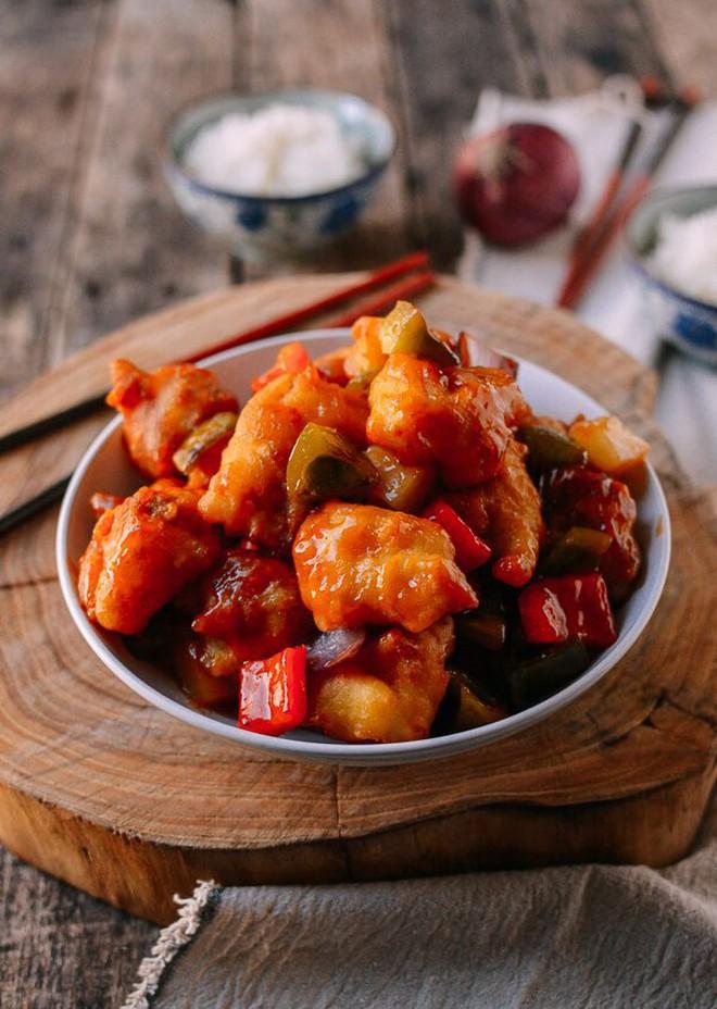 Đổi vị cho bữa cơm với cá sốt chua ngọt không thể ngon hơn - Ảnh 6.