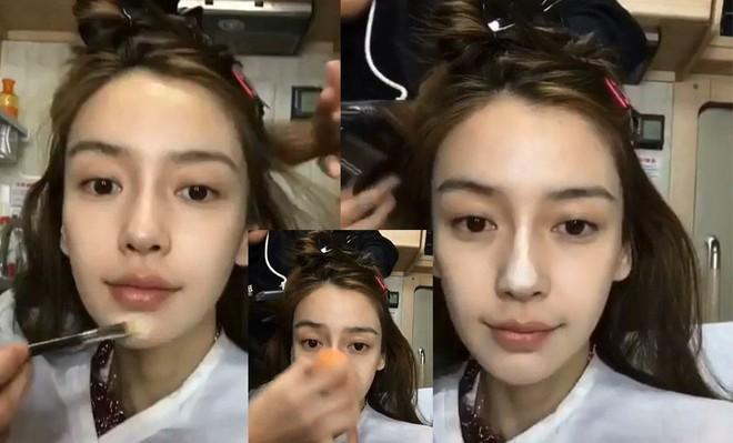 Khẳng định nhan sắc nữ thần, Angela Baby tung video mặt mộc cùng quy trình makeup đơn giản mà xinh lung linh - Ảnh 5.