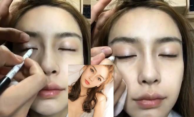 Khẳng định nhan sắc nữ thần, Angela Baby tung video mặt mộc cùng quy trình makeup đơn giản mà xinh lung linh - Ảnh 7.
