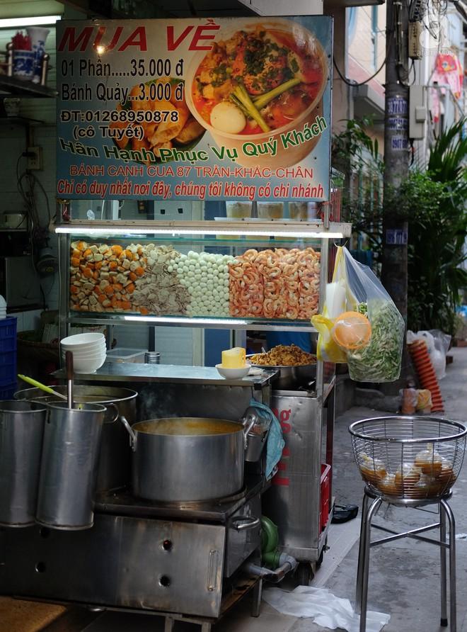 Đi một vòng Sài Gòn ghé 6 quán bánh canh siêu ngon mà giá bình dân, ăn một lần là thương nhớ 16