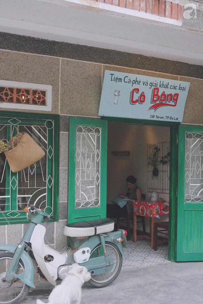4 quán cafe mới view đẹp, đồ ngon và chụp mãi không hết góc sống ảo ở Đà Lạt - Ảnh 4.