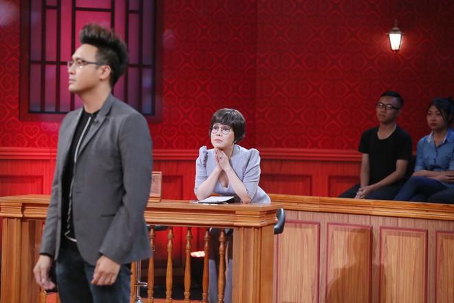 Trấn Thành, Việt Hương đồng loạt rơi nước mắt trong phiên tòa vợ chồng Kha Ly – Thanh Duy - Ảnh 4.
