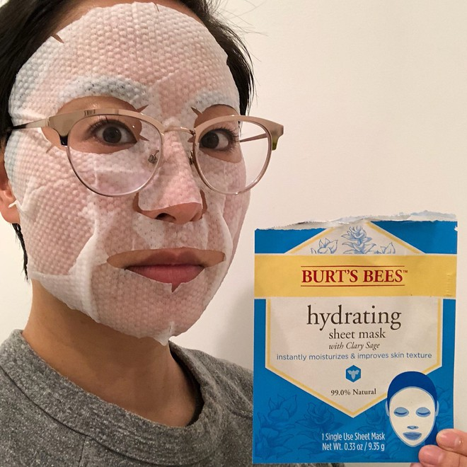 Thử loại mặt nạ có đến 99% thành phần thiên nhiên, cô nàng này đã gặp phải trải nghiệm tồi tệ chưa từng có - Ảnh 4.