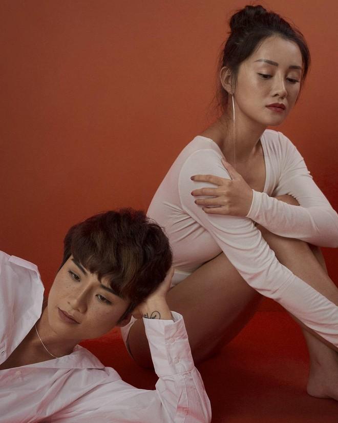 Ngỡ ngàng trước nhan sắc ngoài 30 xinh đẹp, gợi cảm của MC The Voice - Đặng Quỳnh Chi - Ảnh 4.