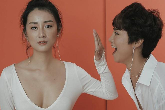 Ngỡ ngàng trước nhan sắc ngoài 30 xinh đẹp, gợi cảm của MC The Voice - Đặng Quỳnh Chi - Ảnh 6.