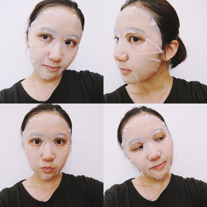 5 lỗi sai khi đắp mặt nạ giấy khiến cho các nàng có tốn tiền triệu cũng chẳng da dẻ cải thiện chút nào - Ảnh 1.