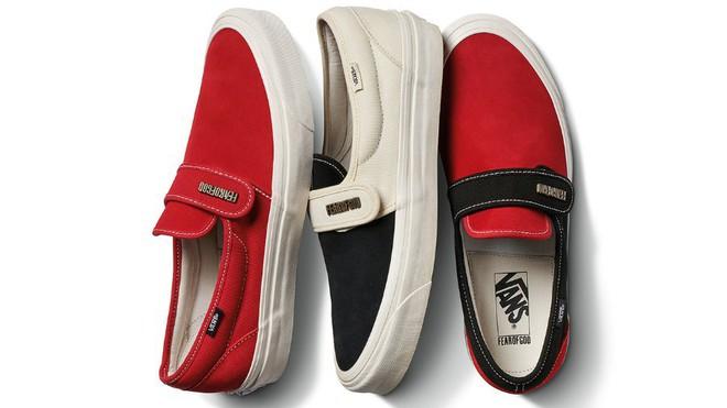 Vans x Fear of God: Vốn nổi tiếng là hãng bán sneakers bình dân, đôi Vans này lại có giá đến 16 triệu đồng - Ảnh 4.