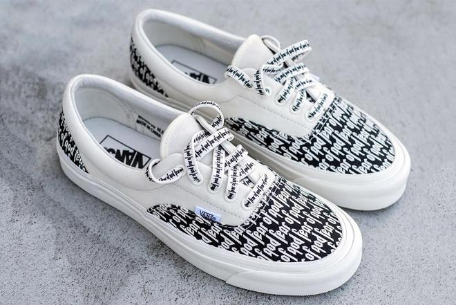 Vans x Fear of God: Vốn nổi tiếng là hãng bán sneakers bình dân, đôi Vans này lại có giá đến 16 triệu đồng - Ảnh 5.