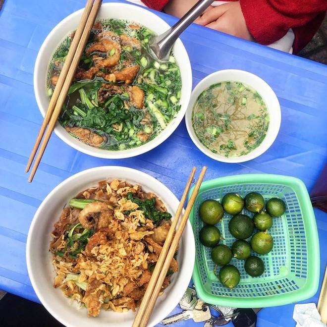 4 quán bún cá ngon mở cả ngày cho fan cuồng bún cá ở Hà Nội - Ảnh 3.