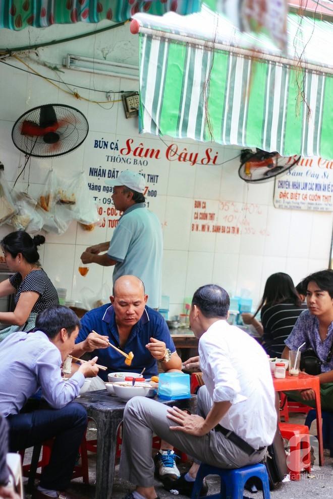 4 quán bún cá ngon mở cả ngày cho fan cuồng bún cá ở Hà Nội - Ảnh 5.