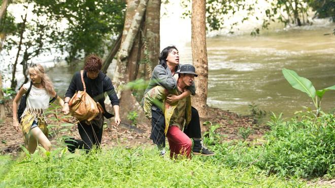 Huy Khánh bầm dập, ám ảnh vì cõng Kiều Minh Tuấn suốt 1 tháng - Ảnh 5.