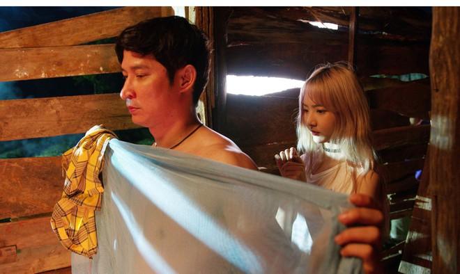 Huy Khánh bầm dập, ám ảnh vì cõng Kiều Minh Tuấn suốt 1 tháng - Ảnh 11.