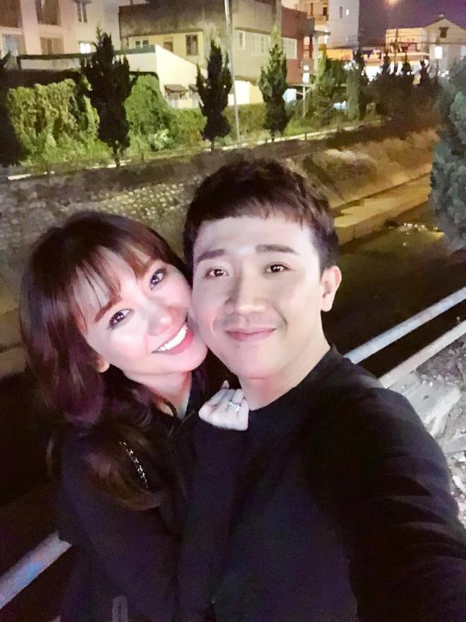 Vợ chồng Trấn Thành - Hari Won bất ngờ úp mở về chuyện bầu bí của Hari Won - Ảnh 3.