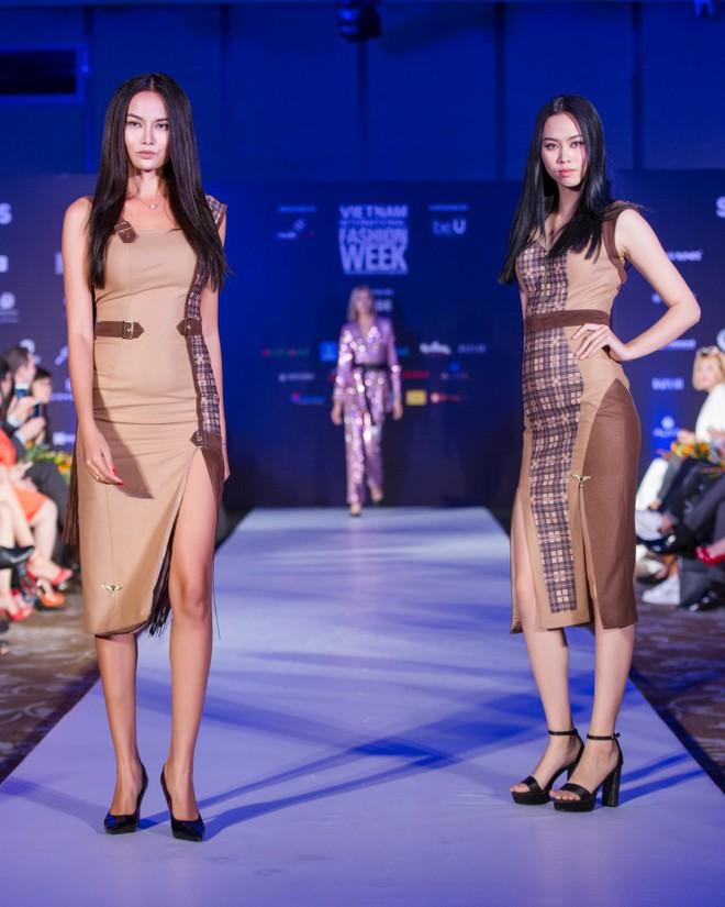 Hơn 1 tuần nữa mới khai mạc nhưng Vietnam International Fashion Week đã hé lộ dần các thiết kế mới - Ảnh 6.