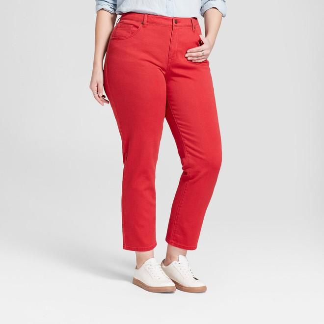 Zara cùng loạt thương hiệu khác lăng xê nhiệt tình mẫu quần jeans sắc màu trong hè này - Ảnh 9.