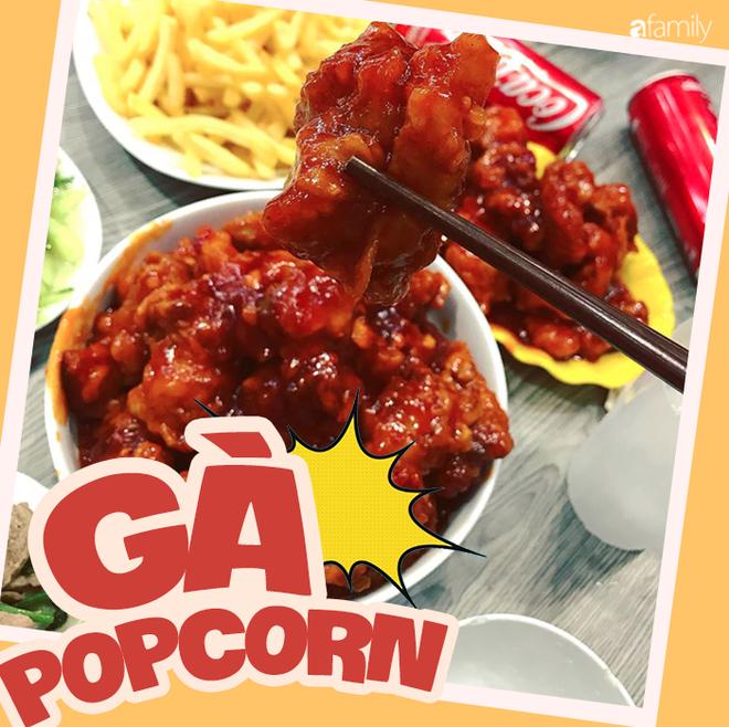 Cô gái 9X chia sẻ công thức làm gà popcorn tuyệt đỉnh hút 16 ngàn lượt like share MXH - Ảnh 4.